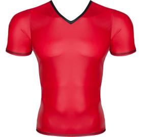 leg avenue conjunto de encaje rojo de top y braguita