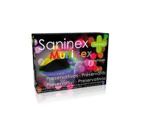 SANINEX PRESERVATIVOS MULTI SEX 3UDS